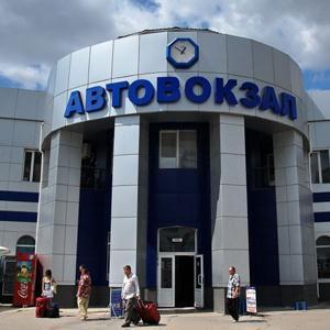 Автовокзалы Рыбинска