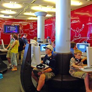 Интернет-кафе Рыбинска
