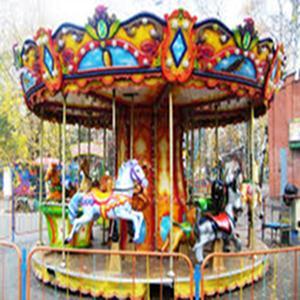 Парки культуры и отдыха Рыбинска