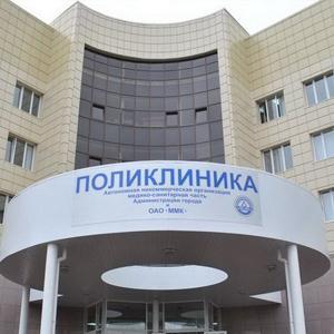 Поликлиники Рыбинска