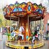 Парки культуры и отдыха в Рыбинске