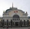 Железнодорожные вокзалы в Рыбинске
