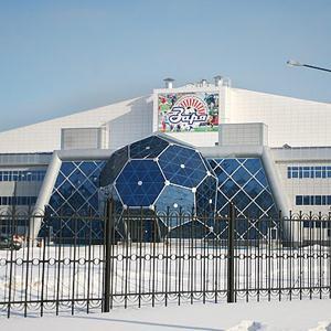 Спортивные комплексы Рыбинска