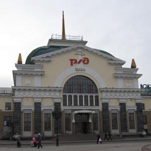 Железнодорожные вокзалы Рыбинска